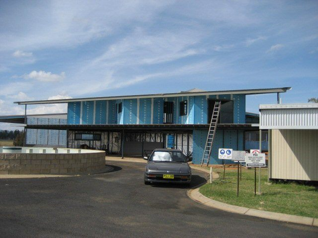 Tamworth Commercial Architecture Designed by Bonnar Smith Hamilton